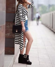 #stripes #fashion #streetwear