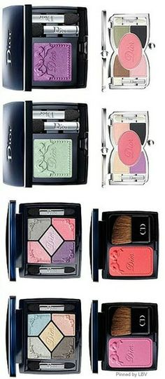 Dior Beauty Spring 2014 Collection | LBV Hair Health And Beauty, Beauty Make Up, Dior Beauty, Luxury Beauty, Makeup Package, Beauty Regime, Cosmetic Design, Makeup Cosmetics, Dior Makeup