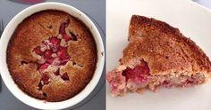 Egyszerű diétás bögrés süti (tojásmentes)