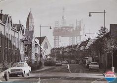 Nieuwe Maasstraat Schiedam 1975