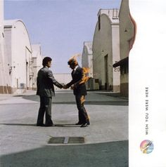 What's so crazy about this album cover? Click on the picture and check out this awesome Pink Floyd fun fact!