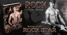 I Heart YA Books: #CoverReveal #Giveaway for Rock by J.A. Huss