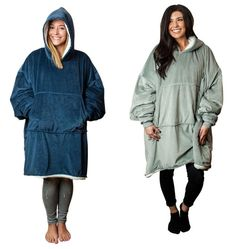 The Comfy: A Luxurious Blanket That's Really a Giant, Ultra-Soft Sweatshirt
