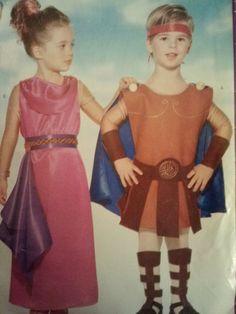 Meg / Megara from Hercules Child's Costume by TheHouseOfZuehl, $65.00