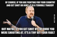 Rarely wrong and always hilarious, Louis CK is one of the funniest people alive -- just try not to laugh at the funniest Louis CK quotes! Louis Ck Quotes, Funny Images, Best Funny Pictures, Funny Comedians, Comedian Quotes, Religion And Politics, Get Shot, Stand Up Comedy, I Laughed