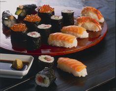 Unser beliebtes Rezept für Nigiri-Sushi (handgeformte Sushi) und mehr als 55.000 weitere kostenlose Rezepte auf LECKER.de.