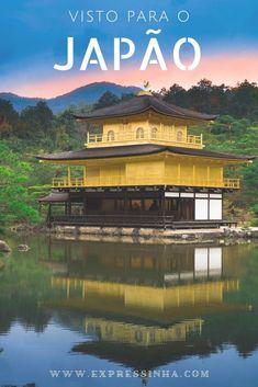 Venha ver o passo a passo para tirar o visto para o Japão! #japao #japan #vistoparaojapao #visto #vistojapones #comotirarvistoparaojapao Nagasaki, Hiroshima, Laos, Places Around The World, Around The Worlds, Vietnam, Asia, Tsukiji, Asia Travel