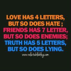 Love life.