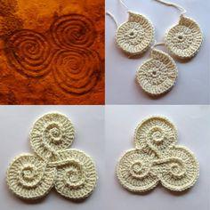 Crochet #celtique