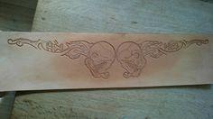 Leatherwork, Harley Davidson