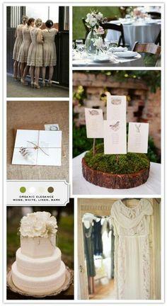 Univers wedding