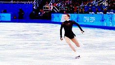 So badly. But I can barely land a regular axel so yeah Figure Skating Quotes, Figure Skating Dresses, Skates, Roller Skating, Ice Skating, Ice Ice Baby, Carolina Kostner, Ice Dance, Hanyu Yuzuru