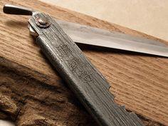 Friction Folder ハンドメイド 鍛造ナイフ