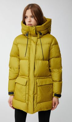 Puffer Jackets, Winter Jackets, Polar Fleece, Stay Warm, Patches, How To Wear, Clothes, Coats, Pockets