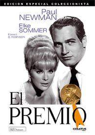 El premio (1963) EEUU. Dir: Mark Robson. Suspense. Guerra fría - DVD CINE 1285