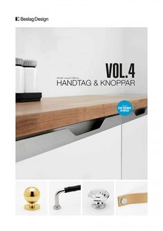 Our new catalog with handles and knobs