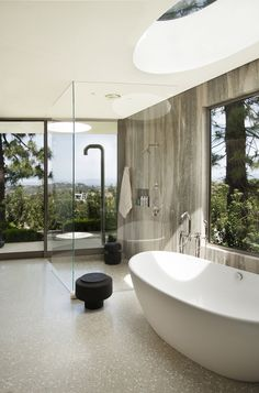 Gallery of Trousdale Estates Contemporary Home / Dennis Gibbens Architects - 13