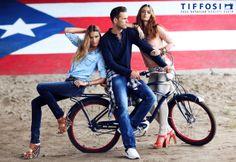 TIFFOSI - Nova Coleção Primavera 2014 #tiffosi #tiffosidenim #newcollection #novacoleção #denim #primavera #spring #newin