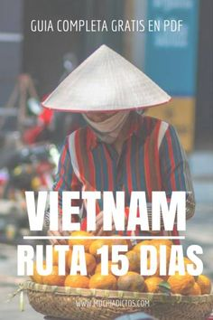 Viajar a Vietnam por libre es toda una experiencia. Para mí, un país apasionante que todo el mundo tiene que visitar al menos una vez en la vida. Vas a solucionar tus dudas sobre: ¿Que ver en Vietnam Map, Vietnam Travel, Laos, Vietnam Vacation, Timor Oriental, Good Morning Vietnam, Travel Store, Top Destinations, Southeast Asia