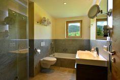 Badezimmer Corner Bathtub, Bathroom, Summer, Bath Room, Bathrooms, Bath, Bathing, Bathtub, Toilet
