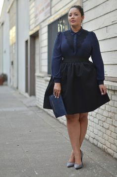 Chic plus size fashion. Girl With Curves. Xl Mode, Mode Plus, Plus Size Girls, Plus Size Women, Curvy Girl Fashion, Plus Size Fashion, Plus Size Dresses, Plus Size Outfits, Girl With Curves