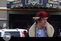 "Video: elephantjournal.com's Waylon Lewis goes to ""green"" 2008 Sundance Film Festival. ~ Apr 2, 2009"