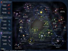 STAR TREK ONLINE game sci-fi futuristic poster map wallpaper background