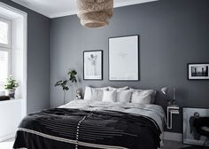 10 dark bedroom walls - via cocolapinedesign.com