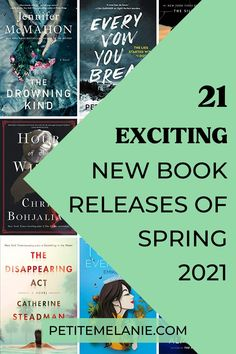 These are 21 exciting new book releases of Spring 2021! Looking for your next read this spring? Check out these 21 amazing new books coming out in the spring 2021! Brand new books of every genre, such as thrillers, suspense, mystery, fiction, nonfiction, science-fiction, fantasy, young adult. These exciting new books are sure to grab your attention! Look no further for new book suggestions! New Books, Books To Read, Books New Releases, Victoria Aveyard, Book Suggestions, Thrillers, Bestselling Author, Nonfiction, Vows