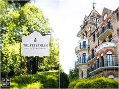 The Petersham - Adina & Stephen's summer wedding in Richmond Park - photos by Anneli Marinovich