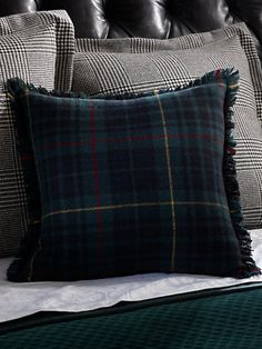 1000+ images about Plaid - Pillows & Throws on Pinterest Tartan, Plaid and Plaid blanket
