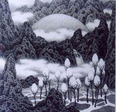 沙清華's 藝術家專屬網站-全球華人藝術網