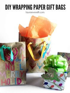How to make a gift b