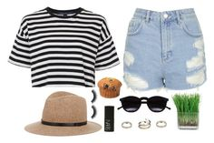 """""""Untitled #141"""" by ripped-denim-jeans ❤ liked on Polyvore featuring French Connection, Topshop, rag & bone, Chicnova Fashion and NARS Cosmetics"""