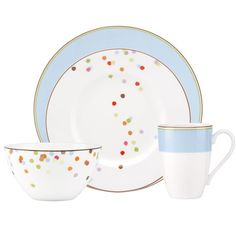 Kate Spade dishes