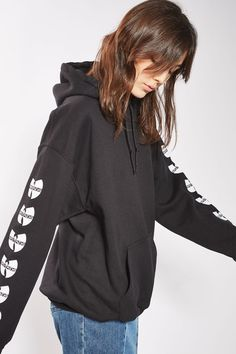 522a03cc4fd Wu Tang Clan Hoodie by And Finally - Tops - Clothing - Topshop On The High