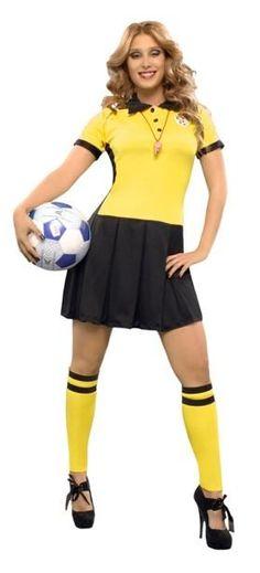 comprar disfraz arbitra futbol adtalla unica a uac ue disfraces adulto