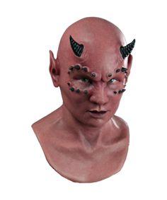 Nadia the Succubus Silicone Mask