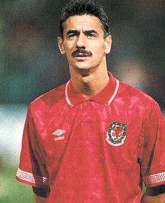 Ian Rush was an all round legend of the game, being record goalscorer at both club and International level for Liverpool and Wales, with 346 goals for Liverpool and 28 for Wales between 1980 & 1996