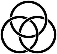 three circles tattoo - Google Search