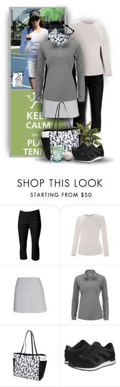 """""""Keep calm and play Tennis - Nicole's Tennis Boutique"""" by christiana40 ❤ liked on Polyvore featuring Jofit and Skechers"""