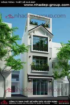 Chủ đầu tư khi xây lại ngôi nhà phố của gia đình tại trung tâm thành phố đã rất băn khoăn về việc chọn phong cách thiết kế cho không gian sống của gia đình. Một khu hiện đại và năng động, buôn bán, kinh doanh tấp nập thì có lẽ  kiến trúc cổ điển sẽ trở nên lạc lõng. Nhưng nếu chọn phong cách kiến trúc hiện đại dựa trên những ý tưởng táo bạo của thiết kế hiện nay thì lại mang lại cho gia đình cảm giác xa lạ.