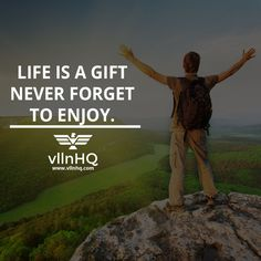 Life is a gift never forget to enjoy. #enjoy #lifestyle #style #control #vllnhq
