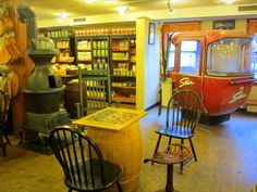 Antique Gondola on Display in Stowe, VT Local Attractions, Day Tours, Tour Guide, Vermont, Brewery, Places To Go, Gardens, Vacation, Display