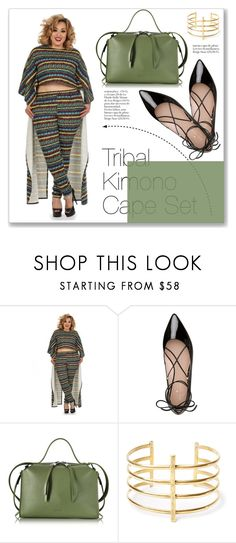 """""""Plussizeforless"""" by plussizeforless ❤ liked on Polyvore featuring Kate Spade, Jil Sander and BauXo"""