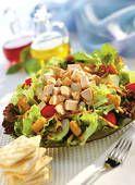 Pesto Pasta Salad Recipe--so healthy and tasty!
