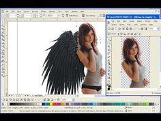 Simple Manipulation Photo/Image Using CorelDRAW