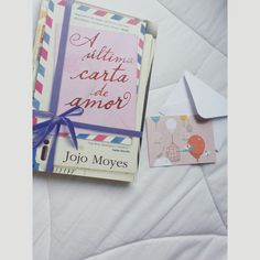 A última carta de amor. Jojo moyes