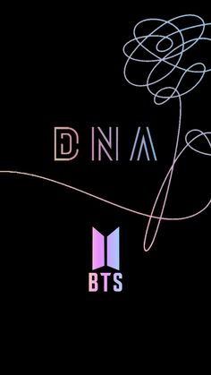 Bts DNA wallpaper