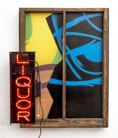 Believing that underground art is a culture that defies simple characterization, Jonathan LeVine will exhibit a variety of celebrated, controversial, and unknown artists. Museum Of Modern Art, Graffiti Art, Liquor, Neon Signs, Gallery, Artist, Alcohol, Modern Art Museum, Liqueurs